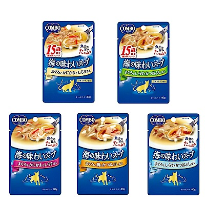 COMBO PRESENT《品饌湯包系列》40G 28入