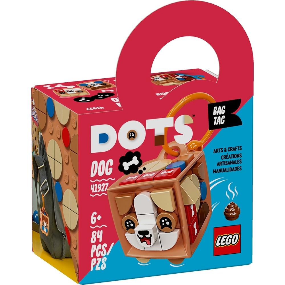 樂高LEGO DOTS系列 - LT41927 行李吊牌 狗狗