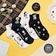 阿華有事嗎 韓國襪子 滿版耳朵史努比中短襪 韓妞必備卡通襪 正韓百搭純棉襪 product thumbnail 1