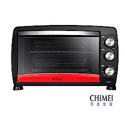 CHIMEI奇美 26公升旋風電烤箱-莓果紅 EV-26B0SK-R