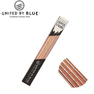 United by Blue 紅銅吸管組