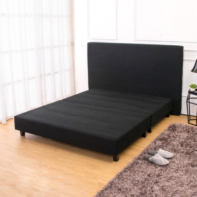 Boden-伊莎貝拉3尺標準單人床組(不含床墊)(五色可選)