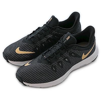 Nike 耐吉 QUEST-慢跑鞋-女