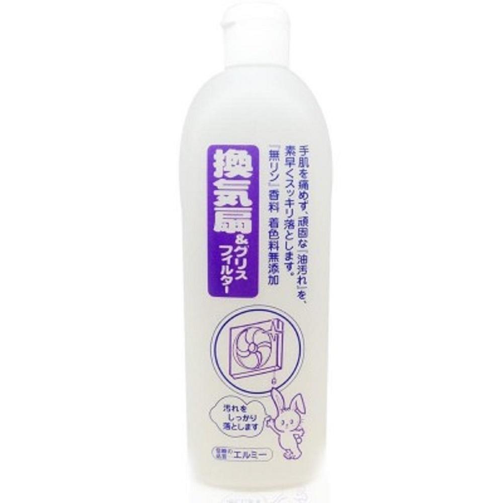 日本品牌【愛兒美Elmie】抽風機清潔劑
