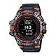 CASIO卡西歐 G-SHOCK 心率偵測 GPS定位 藍牙 太陽能電力 半透明 運動系列 GBD-H1000-1A4_55mm product thumbnail 2