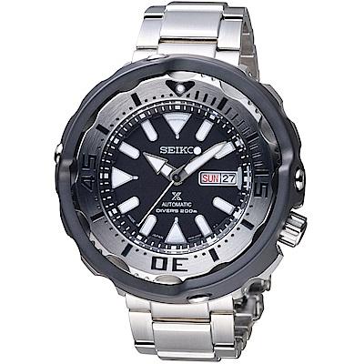 SEIKO 精工 Prospex SCUBA 潛水機械錶 4R36-05R0D