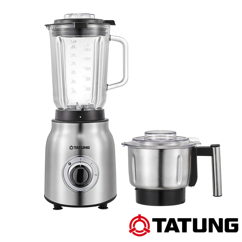 TATUNG大同★歐風極簡★ 1.5L多功能調理果汁機 (TJC-1520A)