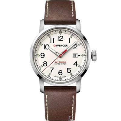 WENGER  125週年限量機械錶(01.1546.101)44mm