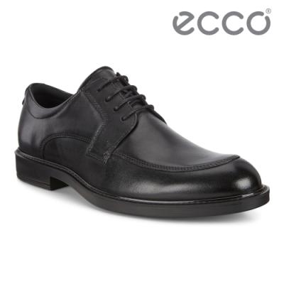ECCO VITRUS III 紳士正裝商務皮鞋 男鞋 黑色