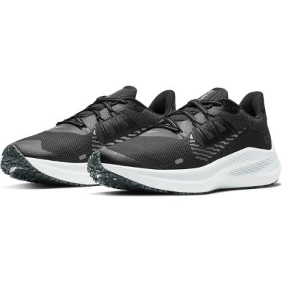NIKE 慢跑鞋  緩震 訓練 運動鞋 男鞋 黑 CU3870001 NIKE WINFLO 7 SHIELD