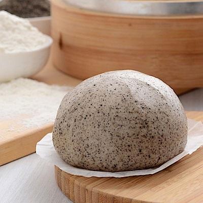 統一生機 老麵芝麻饅頭(400g/4入裝)