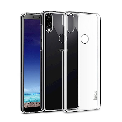 Imak 華碩 ZenFone Max Pro ZB602KL 羽翼II水晶保護殼