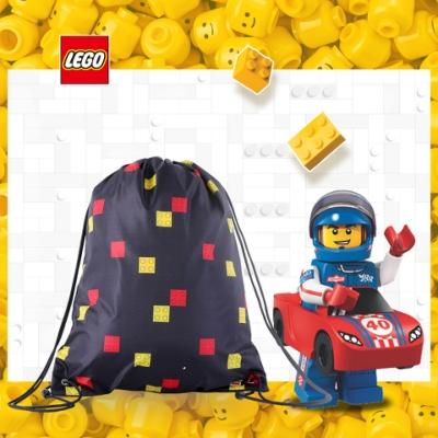 LEGO丹麥樂高束口包-積木 10034-2007