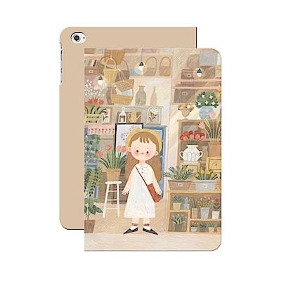 漁夫原創- iPad 保護殼 Pro 10.5吋- 花店