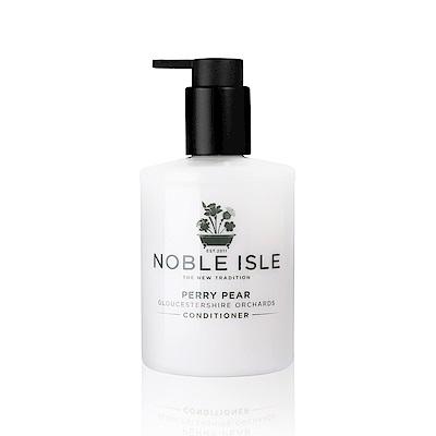 (即期良品)NOBLE ISLE 香梨潤髮乳 250ML(效期至2021/7/1)