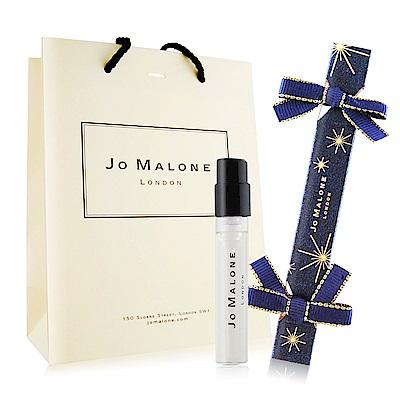 *Jo Malone 聖誕小拉炮(內含苦橙針管1.5ml)2019 Xmas聖誕限定附提袋