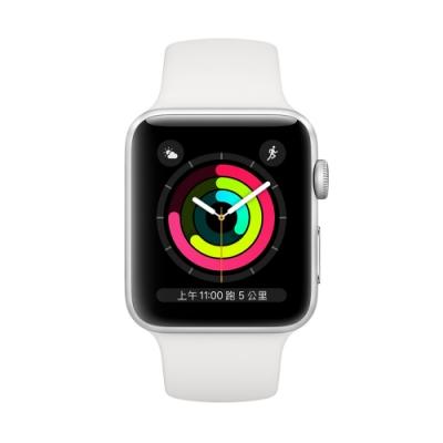 Apple Watch Series 3 GPS 38mm 鋁金屬錶殼