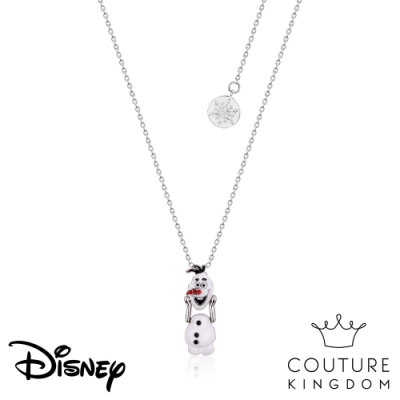 Disney Jewellery by Couture Kingdom冰雪奇緣水晶雪寶項鍊