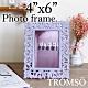TROMSO皇家巴洛克4x6相框-巴洛克紫 product thumbnail 1
