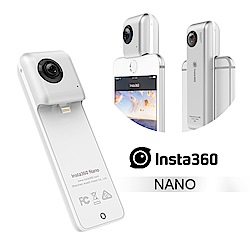 Insta360 Nano 全景高畫質攝影機 (公司貨)