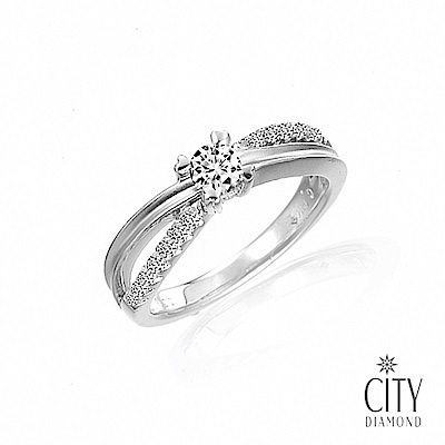 City Diamond『燦爛的日子』30分 鑽戒