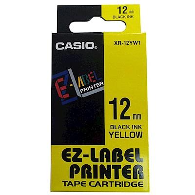 (團購30捲) CASIO 12mm標籤機色帶共9色(可任選顏色)