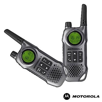 Motorola TLKR T8 免執照無線電對講機【雙支編耳組】