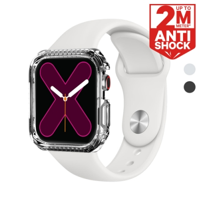 ITSKINS Apple Watch (44mm) SPECTRUM CLEAR防摔保護殼
