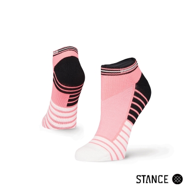 STANCE GOALS LOW-女襪-慢跑機能襪-Fusion Run系列