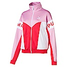 PUMA-女性流行系列XTG立領外套-朱槿花-歐規