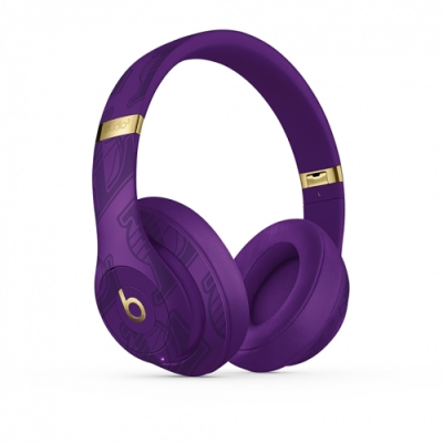 福利品 Beats Studio3 Wireless NBA collection耳罩式藍牙耳機(原廠公司貨)