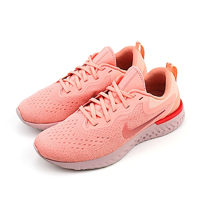 NIKE ODYSSEY REACT 女慢跑鞋 AO9820601 粉