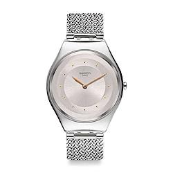 Swatch  超薄金屬系列 SKINSAND超薄金屬-星沙