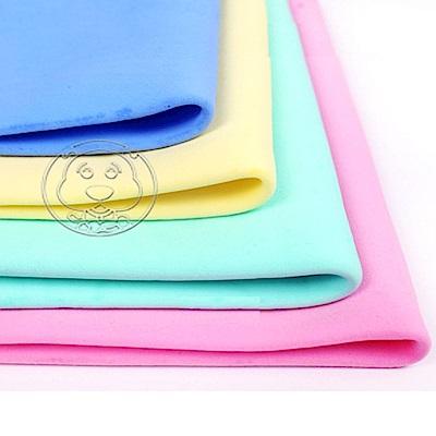 dyy》PVA合成麂皮巾吸水毛巾(小號)(20*30cm)顏色隨機出貨