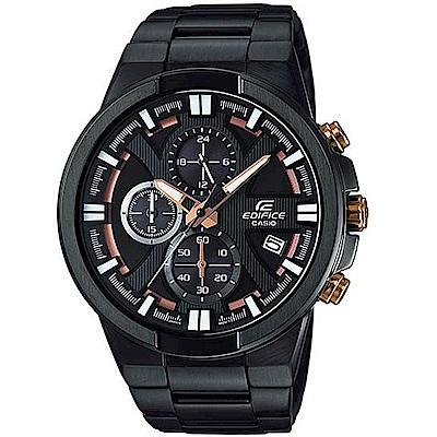 CASIO卡西歐EDIFICE立體感運動腕錶(EFR-544BK-1A9)