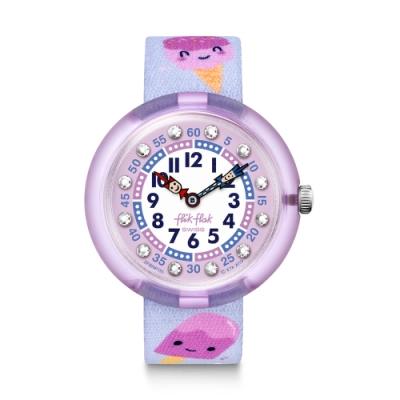 FlikFlak 兒童錶 YUM 甜蜜冰棒-31.85mm