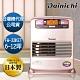 大日Dainichi 6-12坪 電子式煤油爐電暖器 FW-33KET 玫瑰金 product thumbnail 2