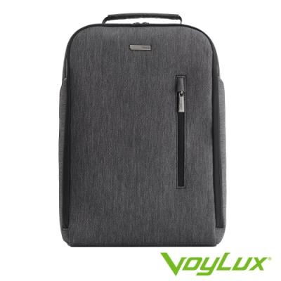 VoyLux 伯勒仕-極簡系列時尚休閒後背包-瓦灰色3585309