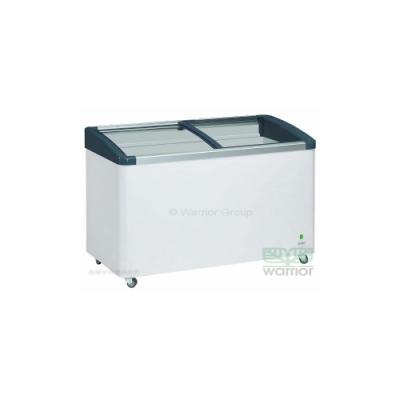 德國利勃LIEBHERR <b>5</b>尺 弧型玻璃推拉冷凍櫃412L(EFI-4153)附LED燈