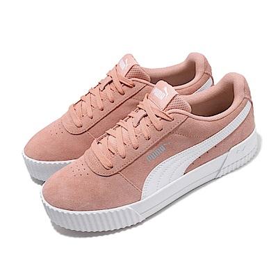 Puma 休閒鞋 Carina 低筒 穿搭 女鞋