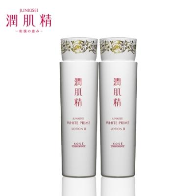 【官方直營】KOSE 高絲 植淬白潤肌精 化粧水II(滋潤)200ml-二入組