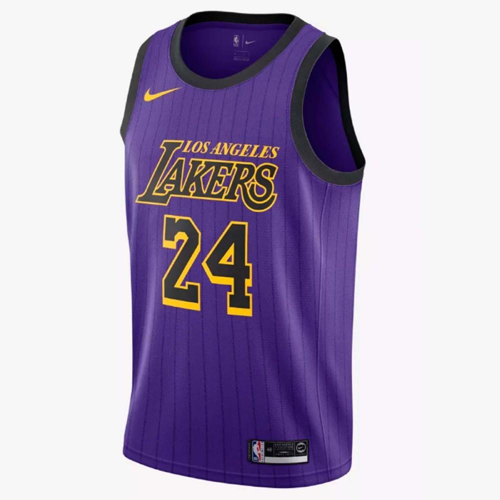 Nike 球衣 Kobe Bryant City 男款
