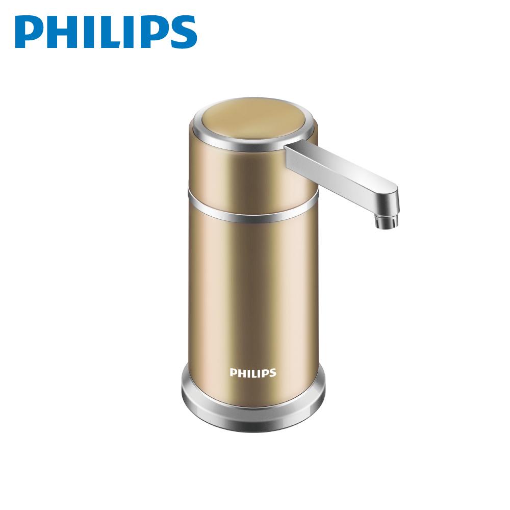 【Philips 飛利浦】超濾5重複合濾芯櫥上淨水器 WP3884