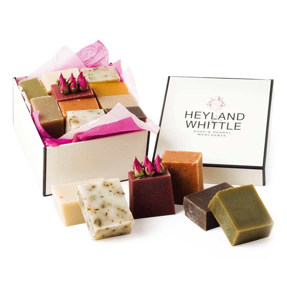 H&W英倫薇朶 粉紅佳人香氛禮盒