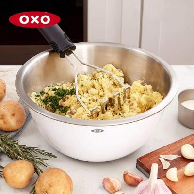 美國OXO 不鏽鋼止滑攪拌盆 2.8L(快)