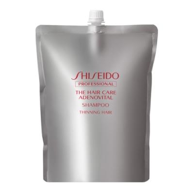 *SHISEIDO資生堂 甦活養髮洗髮乳1800ml (補充包)