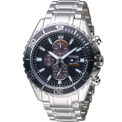 CITIZEN PROMASTER 200米光動能錶(CA0711-80H)44mm