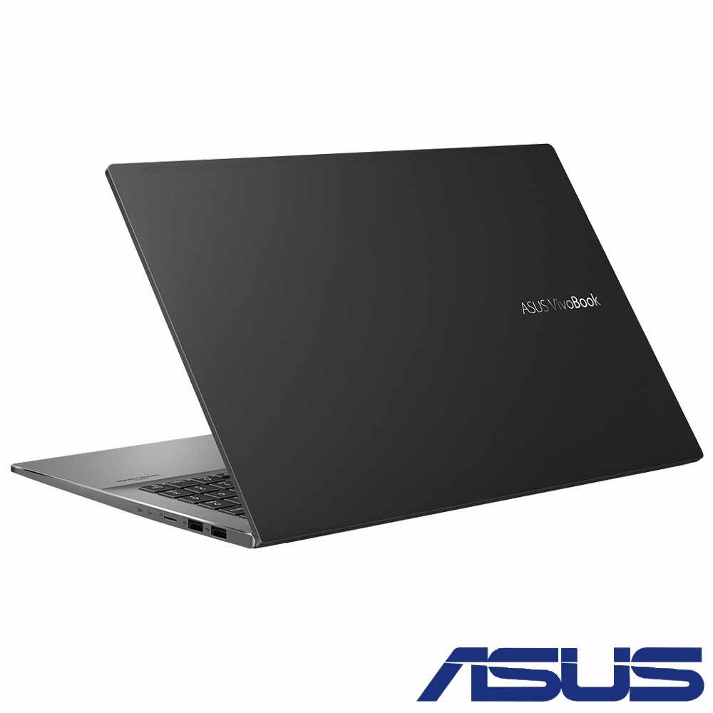 ASUS S533FL 15吋筆電 (i5-10210U/MX250/8G/512GB SSD+32GB Optane/VivoBook S15/搖滾黑)