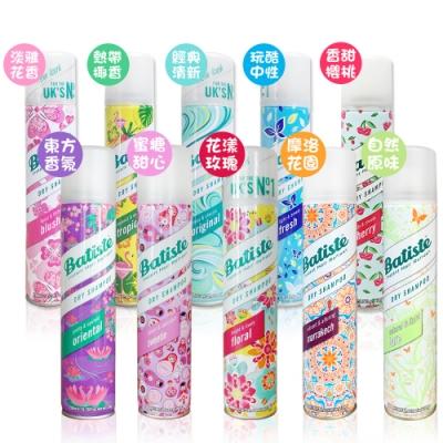 BATISTE 秀髮乾洗噴劑 200ml三入組(任選)