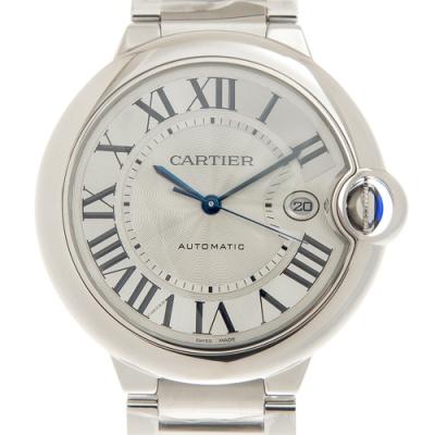 Cartier BALLON BLEU 大型機械款(WSBB0049)x42mm